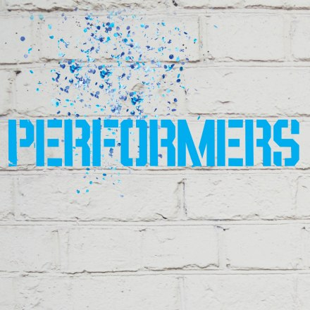 Glitter & Brick Wall Performer